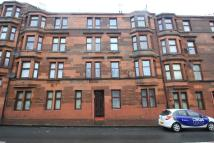 Flat in Petershill Road, Glasgow...