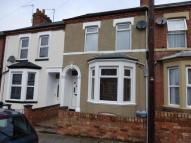 Terraced home in Balmoral Road...
