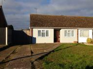 Fordwich Road Semi-Detached Bungalow to rent