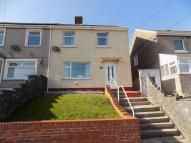 2 bedroom semi detached house for sale in Brynna Road, Cwmavon...
