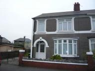 3 bedroom semi detached home to rent in Morfa Road, Port Talbot...