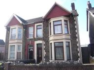 3 bedroom semi detached property in 94 Margam Road...