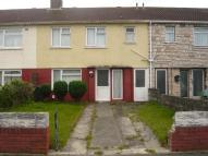 Terraced property in Long Vue Road...