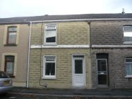 Terraced home in Somerset Place, Cwmavon...
