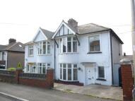 semi detached house for sale in 22 Bracken Road, Margam...