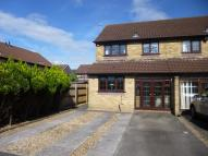 semi detached property for sale in Harvey Crescent...
