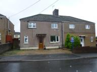 3 bedroom semi detached house in Morfa Avenue, Margam...