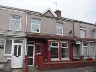 Terraced house in New Street, Aberavon...