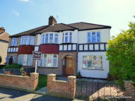 semi detached house in Briar Crescent, Northolt...