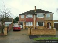 3 bed semi detached property in BENEDICT DRIVE, Feltham...