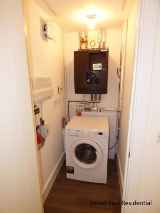 Utility Room with washer dryer