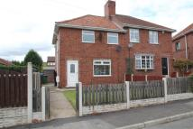 3 bedroom semi detached property to rent in Strickland Road, Upton...