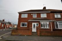 4 bedroom semi detached home in Cheviot Street, Pallion...