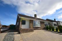 Semi-Detached Bungalow in Copley Drive, Essen Way...