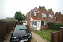 2 bed semi detached home for sale in Blyton Avenue, Ryhope...