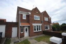 semi detached home for sale in Esdale, Ryhope...