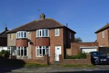semi detached house in Staveley Road...