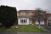 Detached home for sale in Bracknell Close...