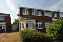 3 bed semi detached home for sale in Orkney Drive, Ryhope...