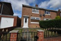 2 bed semi detached house to rent in Farringdon, Sunderland