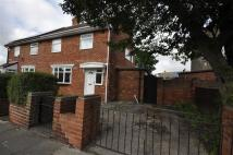 semi detached property for sale in Silloth Road, Springwell...