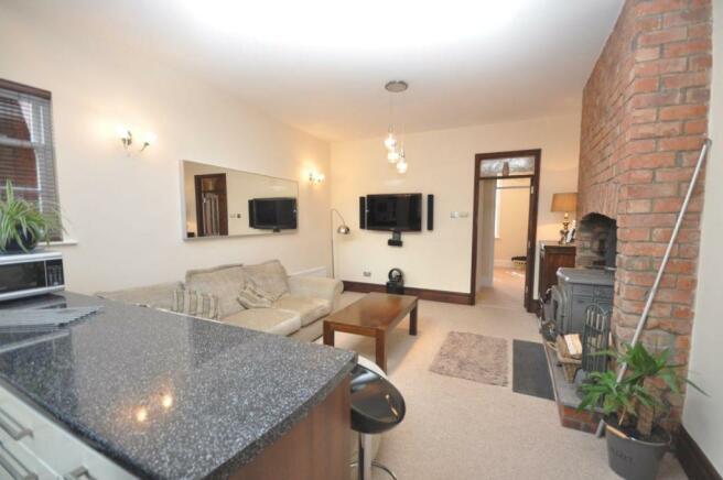 Open Living Room/Kit