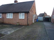 2 bed Semi-Detached Bungalow in Chestnut Ave, Mickleover