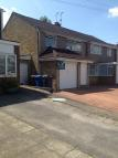semi detached house in Windermere Crescent...
