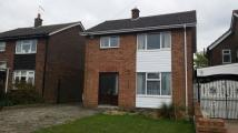 Detached property to rent in Chapel Lane, Spondon