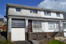 3 bedroom semi detached property for sale in Drumillan Hill, Greenock