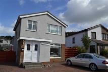 Detached home in Lomond Road, Wemyss Bay...