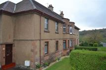 Terraced house in Arran Road, Gourock
