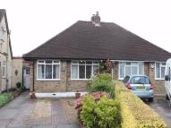 Stonecroft Avenue Semi-Detached Bungalow to rent