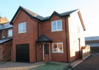 4 bed new property in Leaches Lane, Mancot...