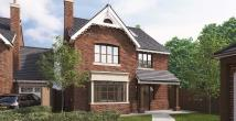 5 bed new house for sale in Wet Lane, Tilston...