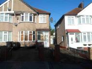 3 bed semi detached property for sale in Selworthy Road, Catford...