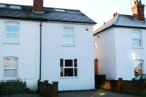4 bedroom semi detached home in New Road, Chilworth...