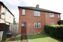 4 bed semi detached home in Exeter Place...