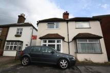 4 bedroom semi detached home in Manor Road, Guildford...