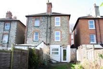semi detached house in Addison Road, Guildford...