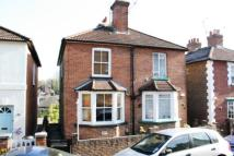 2 bedroom semi detached property to rent in Addison Road, Guildford...