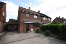 3 bed house in Yew Tree Drive...
