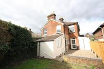 3 bed semi detached home to rent in Upperton Road, Guildford...