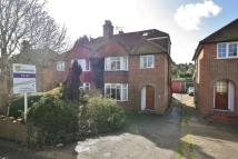 semi detached home in Old Palace Road...