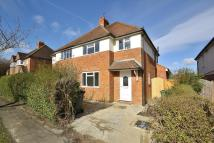 semi detached house to rent in Ashenden Road, Guildford...