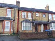 semi detached house in Milton Road Egham TW20...