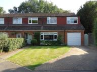 5 bed semi detached property in College Avenue Egham...