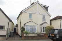 semi detached home in Station Road, Chertsey...