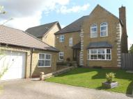 Detached home in Curlew Crescent, Royston...