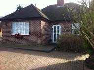 2 bed Detached Bungalow in Main Road, Gidea Park...